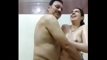 Desi bathroom sex