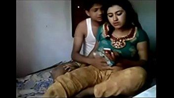 Desi lover fucking his horny girlfriend.MP4